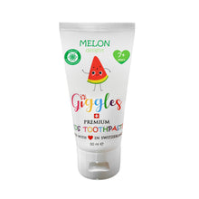 Load image into Gallery viewer, [Giggles] Toothpaste (7-12 years) - Not Too Big (Melon Delight)
