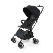 Load image into Gallery viewer, [Mimosa] Cabin City Baby Stroller - Not Too Big (Jetset Black)