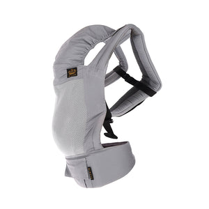 [Mimosa] Ergonomic Baby Carrier - Not Too Big (Urban Grey)