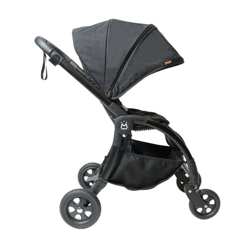 [Mimosa] Dreamliner Stroller - Set - Not Too Big (Jet Set Black)