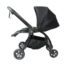 Load image into Gallery viewer, [Mimosa] Dreamliner Stroller - Set - Not Too Big (Jet Black)