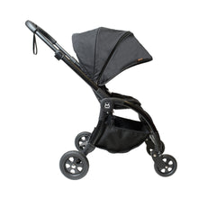 Load image into Gallery viewer, [Mimosa] Dreamliner Stroller Sun Canopy with Stroller - Not Too Big (Black)