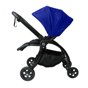 [Mimosa] Dreamliner Stroller Sun Canopy with Stroller - Not Too Big (Blue)
