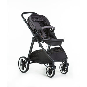 [Mimosa] First Class Travel Baby Stroller - Not Too Big (Ash Grey)
