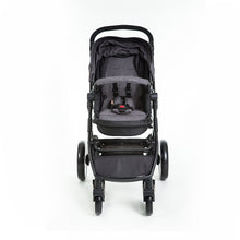 Load image into Gallery viewer, [Mimosa] First Class Travel Baby Stroller - Not Too Big (Ash Grey)