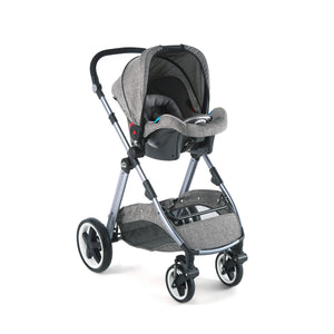 [Mimosa] First Class Travel System - Not Too Big (Baltica Grey)