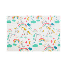 Load image into Gallery viewer, [Mimosa] Multi-Purpose Bamboo Muslin Swaddle - Not Too Big (Unicorn)