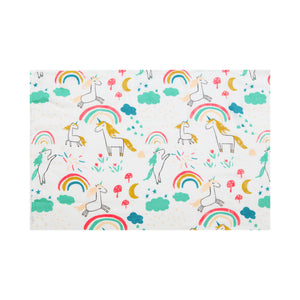 [Mimosa] Multi-Purpose Bamboo Muslin Swaddle - Not Too Big (Unicorn)