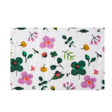 Load image into Gallery viewer, [Mimosa] Multi-Purpose Bamboo Muslin Swaddle - Not Too Big (Lady Bug)