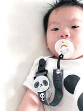 Load image into Gallery viewer, [Snapkis] 2-in-1 Baby Pacifier & Teether Clip - Not Too Big
