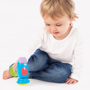 [Playgro] Fun Sounds Hammer (Age 12m+) - Not Too Big
