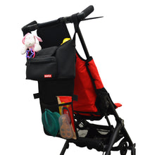 Load image into Gallery viewer, [Snapkis] 2-in-1 Baby Stroller Organiser & Tote Bag - Not Too Big