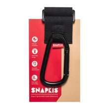Load image into Gallery viewer, [Snapkis] Easy-Clip Stroller Hook (Medium) - Not Too Big