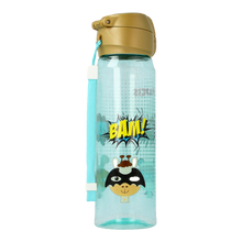 Load image into Gallery viewer, [Snapkis] Spout Bottle Superheroes for Children (500ml) - Not Too Big