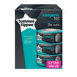 [Tommee Tippee] Sangenic Cassette - Not Too Big (Packaging)