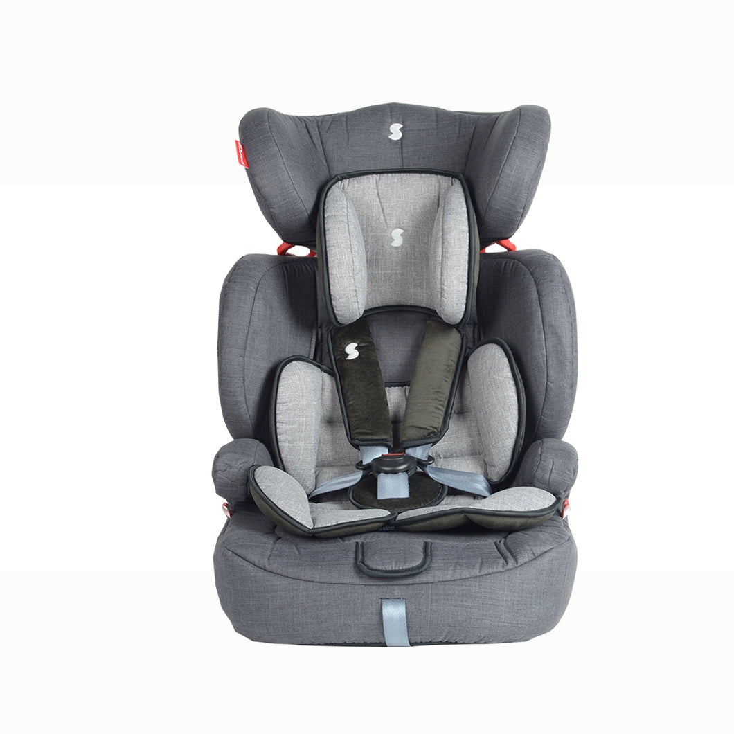 [Snapkis] Steps 1-12 Car Seat - Not Too Big