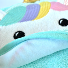 Load image into Gallery viewer, Unicorn Baby Towel