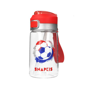 [Snapkis] Straw Water Bottle - Not Too Big