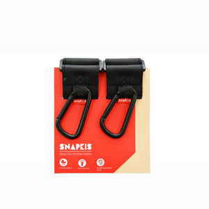 [Snapkis] Easy-Clip Baby Stroller Hook - Not Too Big