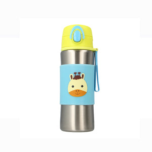 [Snapkis] Insulated Spout Bottle for Children (340ml) - Not Too Big