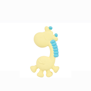 [Playgro] Squeek and Soothe Natural Teether (Age 3m+) - Not Too Big