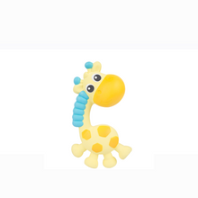 Load image into Gallery viewer, [Playgro] Squeek and Soothe Natural Teether (Age 3m+) - Not Too Big