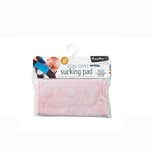 [Mum2Mum] Baby Carrier Sucking Pad - Not Too Big (Pink)