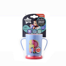 Load image into Gallery viewer, [Tommee Tippee] 360 Cup Deco - Not Too Big (Purple Trainer Cup Packaging)