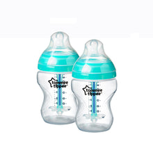 Load image into Gallery viewer, [Tommee Tippee] Closer to Nature Anti-Colic Plus Bottle (260ml/9oz) - Not Too Big (Blue)