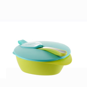 [Tommee Tippee] Explora Easy Scoop Feeding Bowl - Not Too Big (Green)