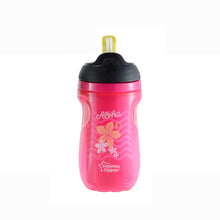 Load image into Gallery viewer, [Tommee Tippee] Insulated Straw Cup - Not Too Big (Pink)
