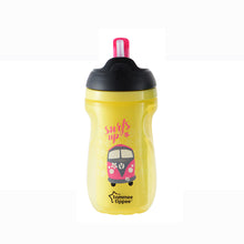 Load image into Gallery viewer, [Tommee Tippee] Insulated Straw Cup - Not Too Big (Yellow)