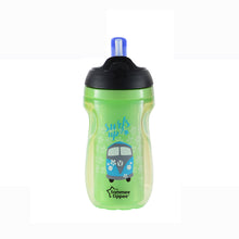 Load image into Gallery viewer, [Tommee Tippee] Insulated Straw Cup - Not Too Big (Green)