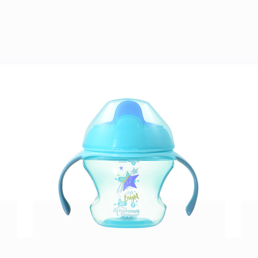 [Tommee Tippee] Explora First Sippee Cup - Not Too Big (Blue)