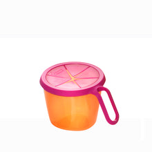 Load image into Gallery viewer, [Tommee Tippee] Explora Snack N Go - Not Too Big (Orange)