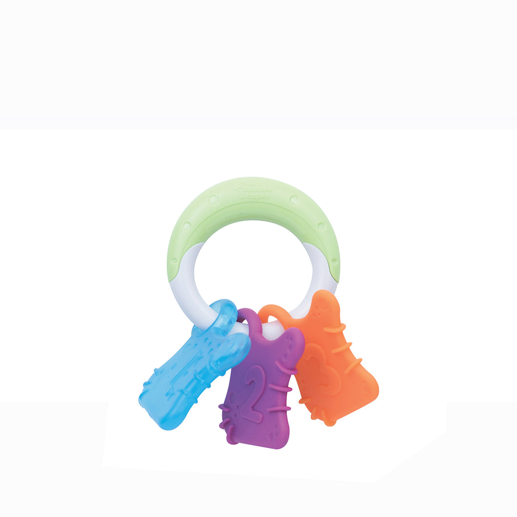 [Tommee Tippee] Trio Teether - Not Too Big