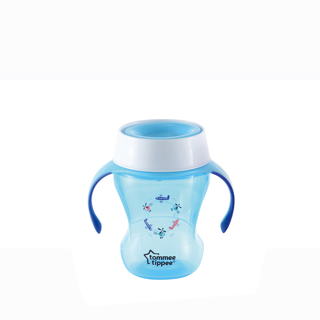 [Tommee Tippee] 360 Cup - Not Too Big (Blue)