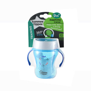 [Tommee Tippee] 360 Cup - Not Too Big (Blue Packaging)
