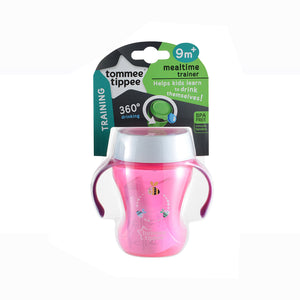 [Tommee Tippee] 360 Cup - Not Too Big (Pink Packaging)