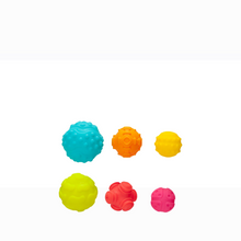 Load image into Gallery viewer, [Playgro] Textured Sensory Balls - 6 Pack (Age 6m+) - Not Too Big