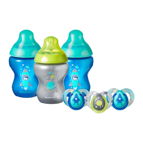 TOMMEE Tippee Decorated Bottle
