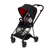 Load image into Gallery viewer, [Cybex] MIOS Prams - Not Too Big (SCF RBAYHI VICTORY BLACK)