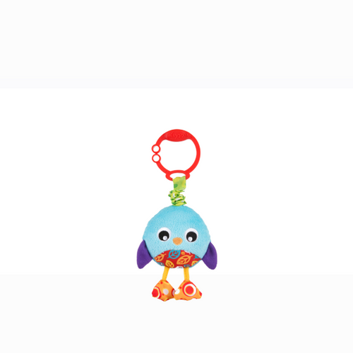 [Playgro] Wiggling Poppy Penguin (Age 0+) - Not Too Big
