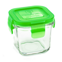 Load image into Gallery viewer, [Weangreen] Wean Cube Garden 4 Set (Assorted) - Not Too Big (Green)