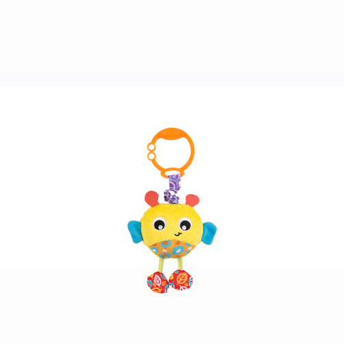 [Playgro] Wiggling Bertie Bee (Age 0+) - Not Too Big