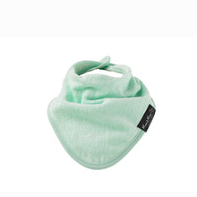 Load image into Gallery viewer, [Mum2Mum] Teething Bandana - Not Too Big (Mint)