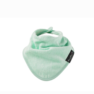 [Mum2Mum] Teething Bandana - Not Too Big (Mint)