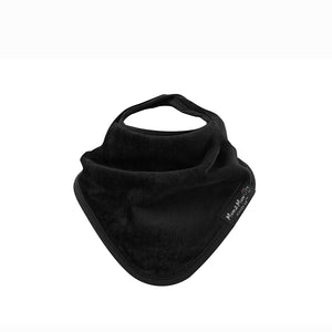 [Mum2Mum] Teething Bandana - Not Too Big (Black)