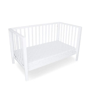 [Babyhood] Lulu Cot 4 in 1 (White)