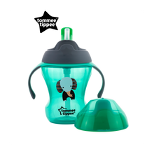 Load image into Gallery viewer, [Tommee Tippee] Explora 2-Stage Easy Drinking Cup - Not Too Big (Green)